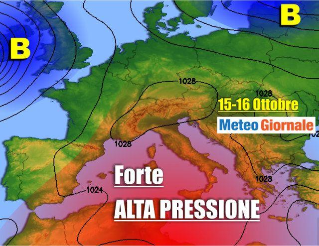 Meteo : Arriva il bel tempo, verso temperature record