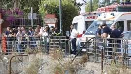 Incidente Belvedere Posillipo : Auto precipita, 4 ragazzi feriti. Sono gravi