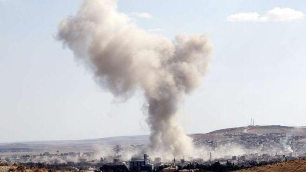 Duma (Siria) morte almeno 70 persone, molte donne e bambini : Si sospetta un attacco chimico