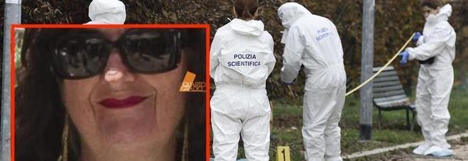 Omicidio Marilena Negri uccisa a coltellate : La polizia diffonde le immagini del killer riprese nel parco