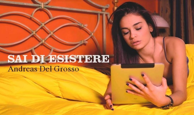 Sophia Galazzo protagonista del videoclip musicale di Andreas Del Grosso