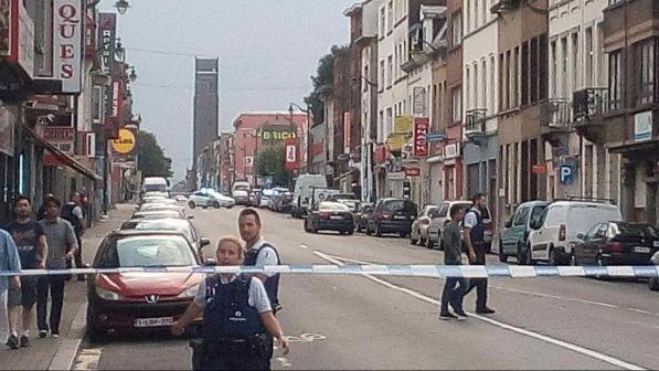 Auto piena di esplosivo a Bruxelles : arrestato il guidatore