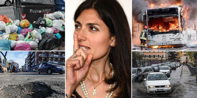 Virginia Raggi spera nel Governo M5S-Lega : Più fondi per Roma