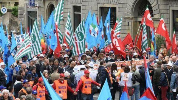 Pensioni d'oro : Tagli anche ai sindacalisti
