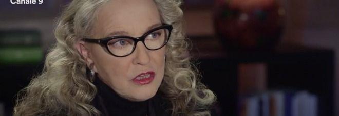 Eleonora Giorgi : le notti a base di droga a casa del pittore Mario Schifano