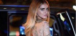 Chiara Ferragni senza slip? Il vestito trasparente mostra troppo