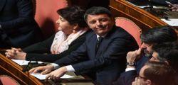 Matteo Renzi al Senato : Ora sto zitto per due anni