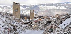 Terremoto : tre scosse Centro Italia avvertite anche a Roma magnitudo 5