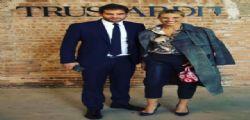 Michelle Hunziker : Con Tomaso Trussardi 10 e lode