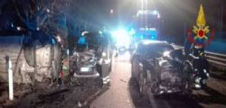 Erano andati a una festa! Pregiudicato marocchino distrugge una famiglia