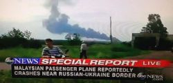 Boeing 777 della Malaysia Airlines abbattuto in Ucraina