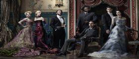 Dracula Canale 5   Anticipazioni 3 Ottobre 2014 : Lucy confessa il suo amore a Mina