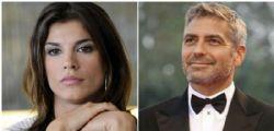 Elisabetta Canalis e George Clooney, dopo anni la verità: ecco perché si sono lasciati