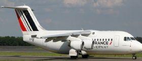 Torino : Brucia motore aereo Air France al decollo