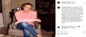 Chando Erik Luna replica a Manila Gorio : Tradimento con Giacomo Urtis? Bufala