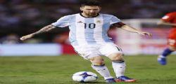 Leo Messi rischia squalifica per insulti
