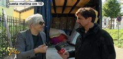 Morgan sgombera la casa dopo lo sfratto: Devo pagare 8mila euro