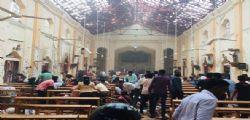 Attentato Sri Lanka : Attacco a chiese e hotel, almeno 50 vittime