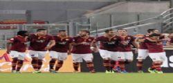 Roma-Juventus si giocherà alle 17,45