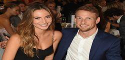 Brittny Ward : La fidanzata di Jenson Button nuda sotto la doccia