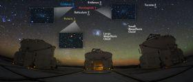 Il vicinato galattico si allarga : scoperte nuove galassie nane in orbita intorno alla Via Lattea
