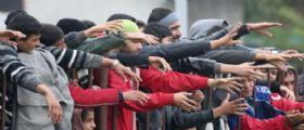 Migranti : la Germania accoglierà 500 profughi ogni mese provenienti dall