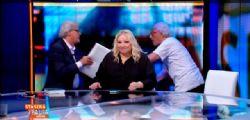 Vittorio Sgarbi e la lite in Tv : Mughini mi voleva picchiare e mi sono difeso con la sedia