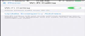 iOS 8 beta 3 : Abilitate le chiamate in Wi-fi per ora solo per le reti T-Mobile
