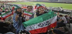 In Iran le donne potranno andare allo stadio