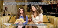 hai lasciato tua figlia a 17 anni! La figlia 12enne di Maria Monsè contro Maria Teresa Ruta