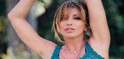 Sabrina Salerno senza reggiseno! la nuova foto infiamma il web