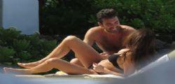 Ilaria D'Amico e Gigi Buffon : relax alle Mauritius