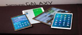 Galaxy Tab S2 sarà il diretto rivale di iPad Air 2: più sottile e con un corpo in metallo