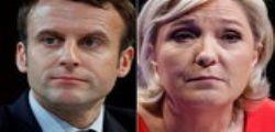Elezioni Francia : Macron e Le Pen, cambia il panorama politico