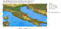 Terremoto Oggi tra Lazio e Marche magnitudo 6 : Amatrice, Arquata e Pescara del Tronto distrutte