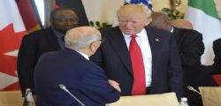 G7 : Per Donald Trump la priorità è il terrorismo