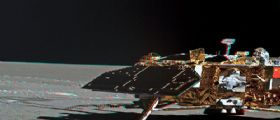 Cala la terza notte lunare sulla missione cinese Chang