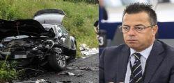 Morto Gianluca Buonanno : un malore, poi l