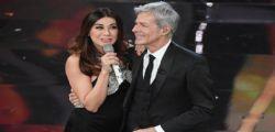 Sanremo 2019 : Baglioni con Incontrada, conduttori Claudio Bisio e Virginia Raffaele?