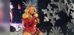 Mariah Carey ... il disastroso Capodanno 2016 a Times Square