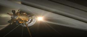 La Cassini è pronta a tuffarsi tra gli anelli