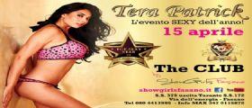 Tera Patrick ospite vip il 14 e il 15 aprile allo Showgirls di Fasano
