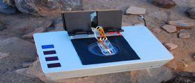 Il JPL studia un tricorder per cercare segni di vita extraterrestre