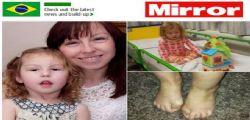 La piccola Millie Barker a 3 anni sta per diventare una statua umana!