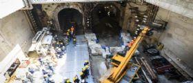 Napoli, i nuovi treni per la metro sono troppo grandi : Lunghi 39 metri, non entrano nel tunnel