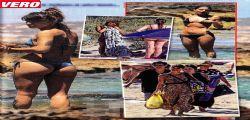 Il bikini è perfetto! Lato b favoloso di Alessandra Amoroso in vacanza a Formentera