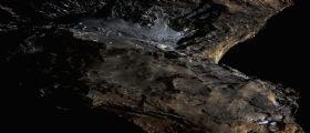 Il collo ghiacciato della cometa 67P