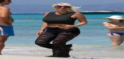 Wanda Nara super sexy a Formentera con Mauro Icardi
