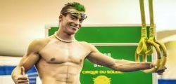Yann Arnaud : Le immagini dell'incidente mortale di un acrobata al Cirque du Soleil