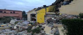 Montalto di Castro/ Appartamento esplode nella notte : Muore giovane romano, la fidanzata è grave